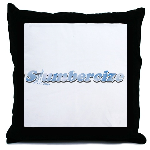 slumbercize pillow
